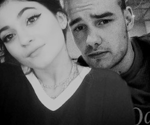 kylie jenner and liam payne image