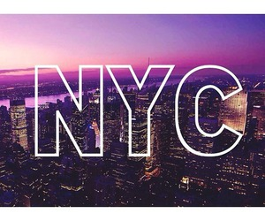 nyc, new york, and city image