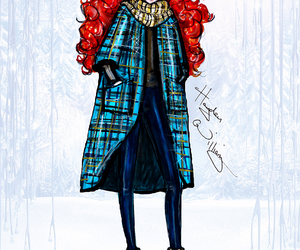 disney, merida, and hayden williams image