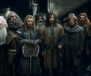 the hobbit and dwarves image