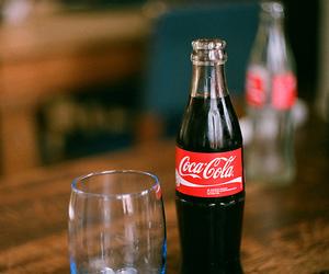 drink, coca cola, and coke image