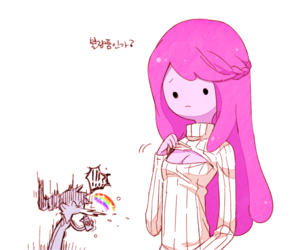 sweater, marceline, and adventure time image