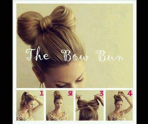 bow tie, cute, and nice hairstyles image