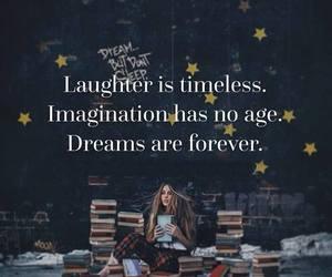 Dream, quote, and imagination image