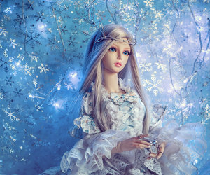 bjd, doll, and ball jointed dolls image