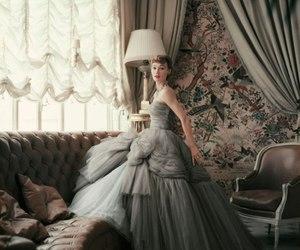 dior and dress image