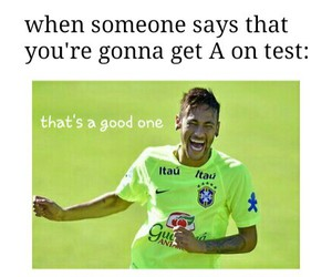funny, test, and by me image