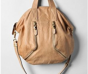 handbag, leather, and tan image