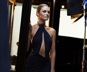 fashion, candice swanepoel, and dress image