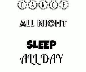 dance, day, and night image
