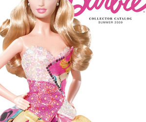barbie, fashion, and doll image