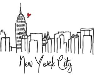 nyc, city, and new york image