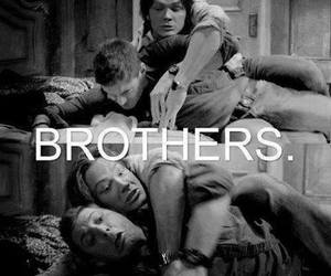 supernatural, brothers, and jared padalecki image