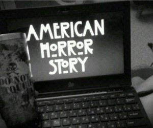 american, horror, and ahs image