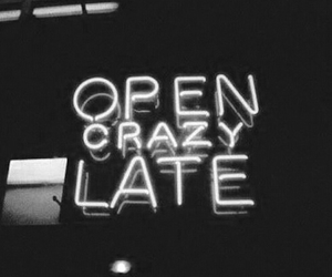 crazy, grunge, and neon image
