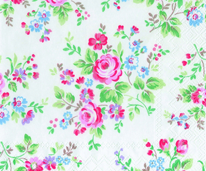 cath kidston, floral, and pretty image
