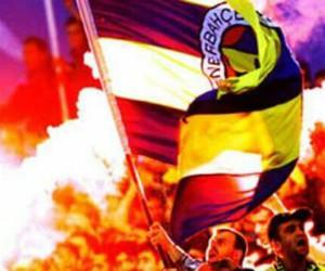 flag, football, and strong image