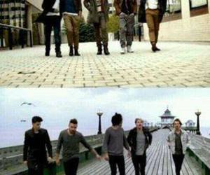 one direction, gotta be you, and you and i image