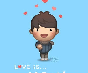 love and hj story image