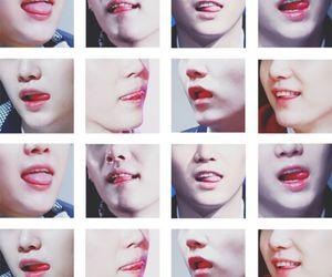 bts, suga, and lips image