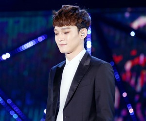 Chen, exo m, and cute image