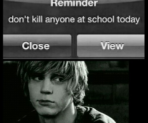 tate, ahs, and school image