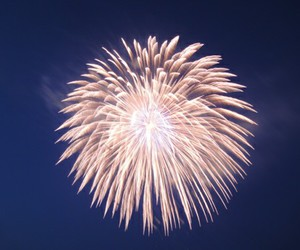 fireworks, 2014, and happy new year image