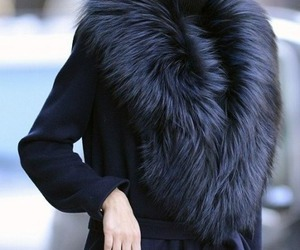 olivia palermo, black, and fashion image