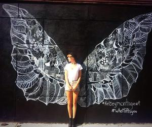 Taylor Swift, wings, and angel image