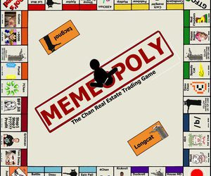 funny, memeopoly, and i wish it was real image
