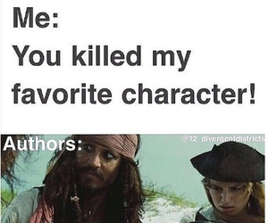 authors, funny, and killed image