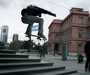 buenos aires and skate image