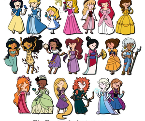 disney, princess, and adventure time image