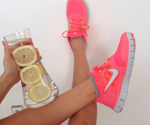 beautiful, fitness, and fruit image