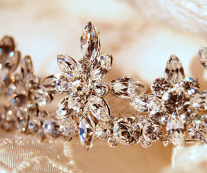 diamond, tiara, and crown image