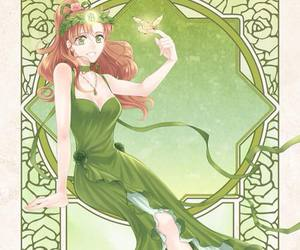 sailor jupiter and sailor moon image