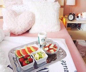 food, fruit, and room image