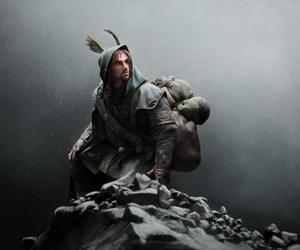 dwarf and kili image