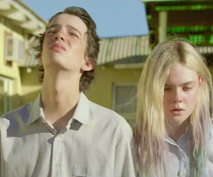 Elle Fanning and young ones image