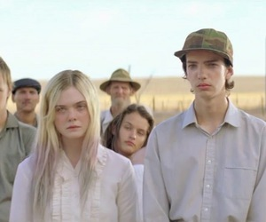 Elle Fanning, nicholas hoult, and young ones image
