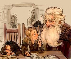 kili, fili, and the hobbit image