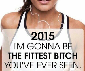 fitness, 2015, and fit image