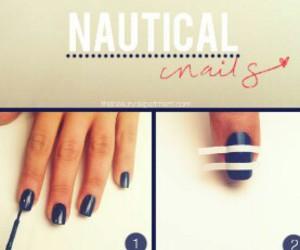 diy, tutorial, and nail art image