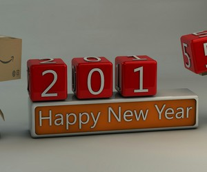 danbo and new year image
