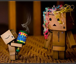 danbo and toys image