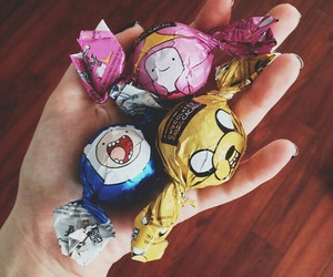 adventure time, candy, and chocolate image