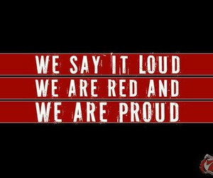 proud and red image