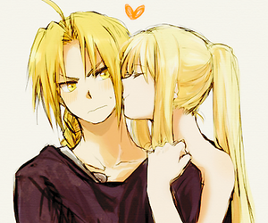 anime, edward elric, and Full Metal Alchemist image