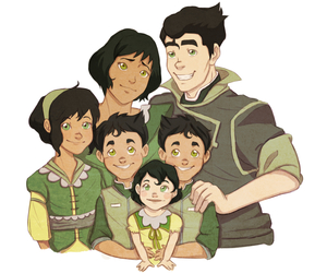avatar, opal, and bolin image