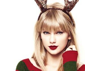 Taylor Swift, christmas, and taylor image